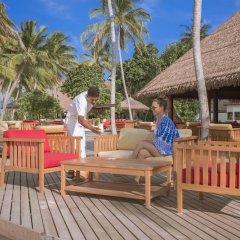 Отель Reethi Faru Resort питание фото 3