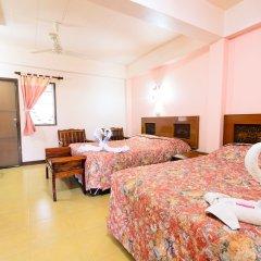 Отель Sananwan Beach B&B комната для гостей