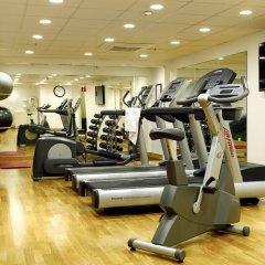 Отель Scandic Malmen фитнесс-зал