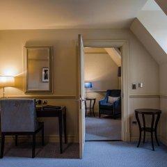 Отель Waldorf Astoria Edinburgh - The Caledonian удобства в номере фото 2