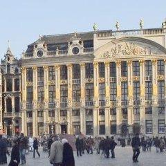 Отель Novotel Brussels Midi Station Брюссель фото 12