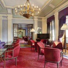 Отель Grand Hotel Majestic Италия, Вербания - 1 отзыв об отеле, цены и фото номеров - забронировать отель Grand Hotel Majestic онлайн интерьер отеля