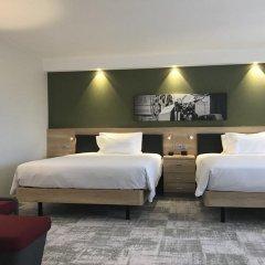 Отель Hampton by Hilton Gdansk Old Town Польша, Гданьск - 1 отзыв об отеле, цены и фото номеров - забронировать отель Hampton by Hilton Gdansk Old Town онлайн комната для гостей фото 5