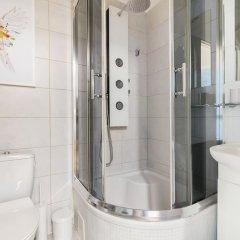 Апартаменты Wisniowa Mokotow Apartment Варшава ванная