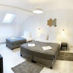Отель The Hive Rooms Бельгия, Брюссель - отзывы, цены и фото номеров - забронировать отель The Hive Rooms онлайн комната для гостей фото 2