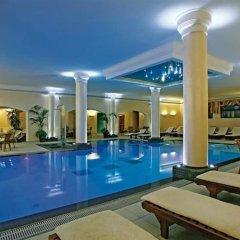 Отель Salus Terme Италия, Абано-Терме - отзывы, цены и фото номеров - забронировать отель Salus Terme онлайн бассейн фото 2