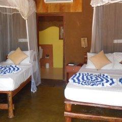 Отель Kirinda Beach Resort Шри-Ланка, Тиссамахарама - отзывы, цены и фото номеров - забронировать отель Kirinda Beach Resort онлайн комната для гостей фото 4