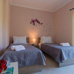 Отель Casa Dirapera Греция, Корфу - отзывы, цены и фото номеров - забронировать отель Casa Dirapera онлайн комната для гостей фото 4