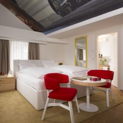 Small Luxury Hotel Goldgasse Зальцбург комната для гостей