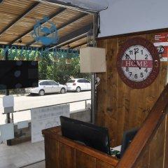 Мини-Отель Kemer Pansiyon гостиничный бар
