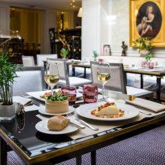 Отель Hôtel San Régis Франция, Париж - 2 отзыва об отеле, цены и фото номеров - забронировать отель Hôtel San Régis онлайн питание фото 2