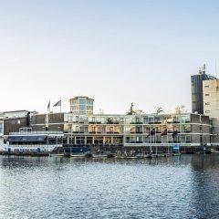 Отель Apollo Amsterdam Амстердам приотельная территория