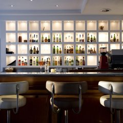 Grand Hotel Tiberio гостиничный бар