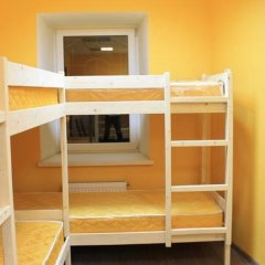 Хостел Landmark City Стандартный номер с двуспальной кроватью фото 12