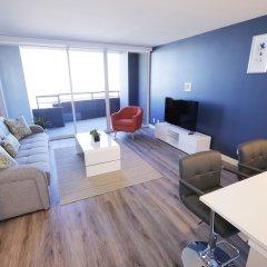 Отель Panoramic View Suites США, Лос-Анджелес - отзывы, цены и фото номеров - забронировать отель Panoramic View Suites онлайн комната для гостей фото 3