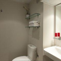 Отель Vertice Roomspace Мадрид ванная