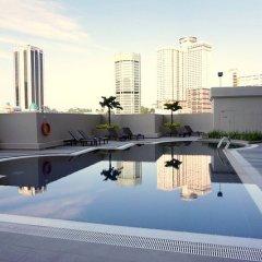 Отель AC Hotel by Marriott Penang Малайзия, Пенанг - отзывы, цены и фото номеров - забронировать отель AC Hotel by Marriott Penang онлайн бассейн фото 3