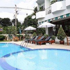 Отель Jp Villa Паттайя детские мероприятия фото 2