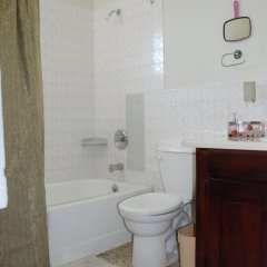 Отель Eslyn Villa Ямайка, Ранавей-Бей - отзывы, цены и фото номеров - забронировать отель Eslyn Villa онлайн ванная