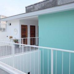 Отель Borbaboom Poshtel балкон