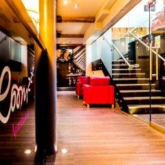Отель ROOMZZZ Манчестер интерьер отеля фото 2