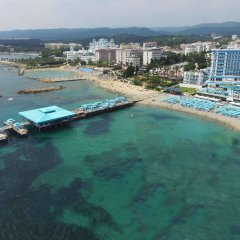 Granada Luxury Beach Турция, Авсаллар - отзывы, цены и фото номеров - забронировать отель Granada Luxury Beach - All Inclusive онлайн пляж