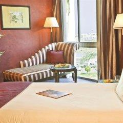 Отель Golden Tulip Farah Rabat Марокко, Рабат - отзывы, цены и фото номеров - забронировать отель Golden Tulip Farah Rabat онлайн комната для гостей фото 5