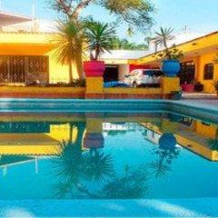 Отель Posada Margaritas бассейн