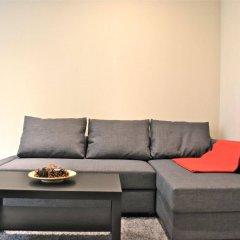 Апартаменты Traditional Modern Apartments комната для гостей