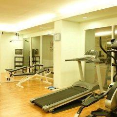 Sunbeam Hotel Pattaya фитнесс-зал фото 3