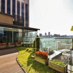 New Seoul Hotel балкон