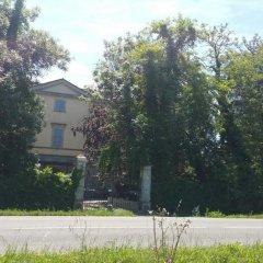 Отель B&b Villa Partitore Пьяченца парковка