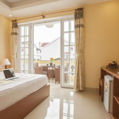 Отель Nova Villa Hoi An Вьетнам, Хойан - отзывы, цены и фото номеров - забронировать отель Nova Villa Hoi An онлайн комната для гостей фото 2
