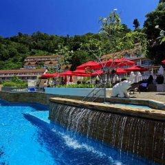 Отель Aquamarine Resort & Villa бассейн фото 3