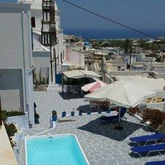 Отель Villa Pavlina Греция, Остров Санторини - отзывы, цены и фото номеров - забронировать отель Villa Pavlina онлайн фото 7