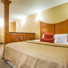 Отель Quality Inn and Suites North/Polaris США, Колумбус - отзывы, цены и фото номеров - забронировать отель Quality Inn and Suites North/Polaris онлайн комната для гостей фото 2