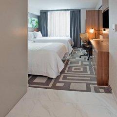 Отель Hilton Garden Inn New York/Central Park South-Midtown West комната для гостей фото 2