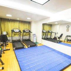 Отель Hu Incheon Airport Южная Корея, Инчхон - 1 отзыв об отеле, цены и фото номеров - забронировать отель Hu Incheon Airport онлайн фитнесс-зал фото 2