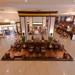 Отель Jomtien Thani Hotel Таиланд, Паттайя - 3 отзыва об отеле, цены и фото номеров - забронировать отель Jomtien Thani Hotel онлайн интерьер отеля фото 2