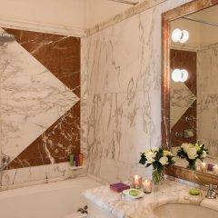 Отель Helvetia & Bristol Firenze Starhotels Collezione Флоренция ванная