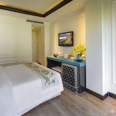 A&Em Corner Sai Gon Hotel ванная