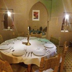 Отель Dar Lola Марокко, Мерзуга - отзывы, цены и фото номеров - забронировать отель Dar Lola онлайн питание