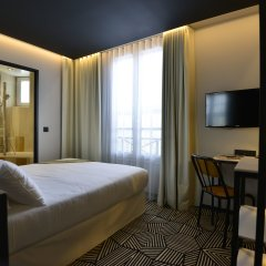 Отель Hôtel Gaston комната для гостей