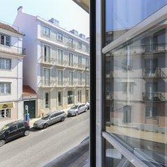 Отель Principe Real Delight by Homing балкон