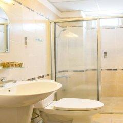 Ngoc Minh Hotel ванная
