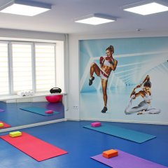 Гостиничный Комплекс Турист Киев фитнесс-зал фото 2