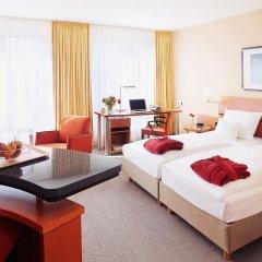 Отель Best Western Premier Airporthotel Fontane Berlin Германия, Берлин - 1 отзыв об отеле, цены и фото номеров - забронировать отель Best Western Premier Airporthotel Fontane Berlin онлайн комната для гостей фото 3