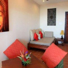 Отель Baan Kantiang See Panorama Villa Resort Ланта комната для гостей