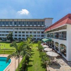 Отель Himalaya Непал, Лалитпур - отзывы, цены и фото номеров - забронировать отель Himalaya онлайн балкон