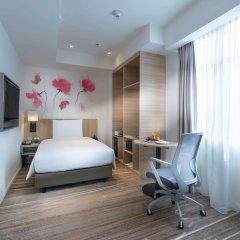 Отель Hilton Garden Inn Kuala Lumpur Jalan Tuanku Abdul Rahman South комната для гостей фото 3